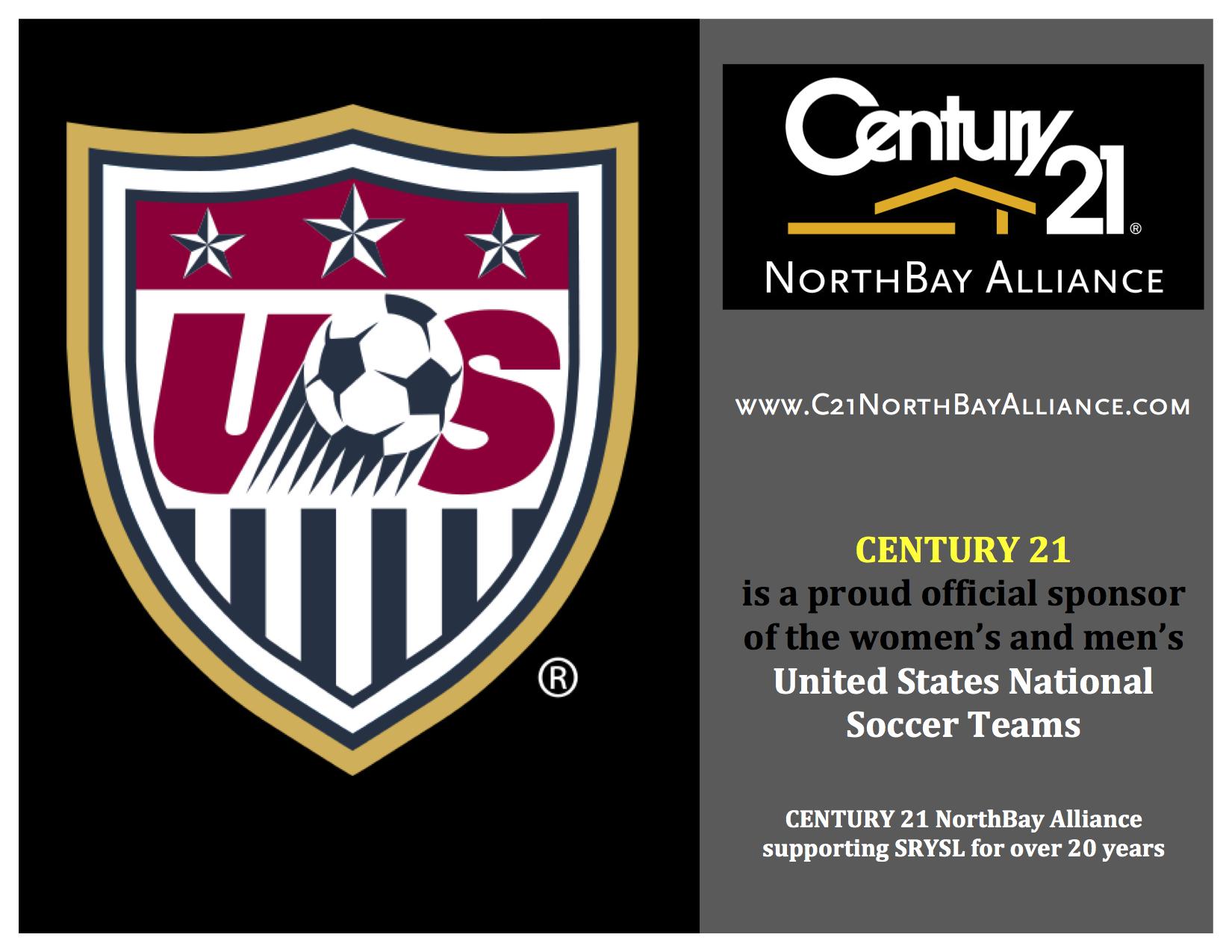 Soccer sponsor slide SRYSL